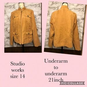 Studio works size 14